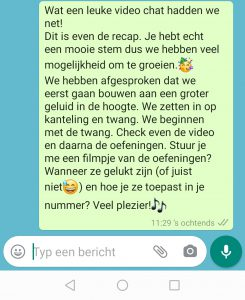 WhatsApp zangles recap video chat