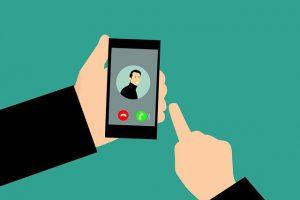 WhatsApp zangles video chat